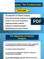 Industry Analysiso