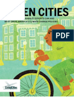 Green Cities Report