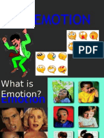 Psychology Emotion