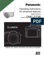 Câmera Digital PANASONIC LUMIX FZ47