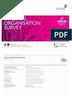Internal Organisational Survey for VIP