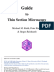 Thin Section Microscopy