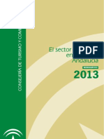 EL SECTOR COMERCIAL EN ESPAÑA Y ANDALUCIA 2013