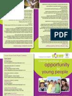 CHYP Leaflet