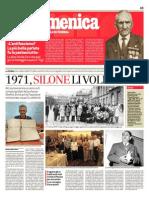 I liceali del '71 di Vicenza a Pescina in occasione del Festival Siloniano