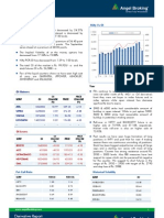 Derivatives Report, 26 July 2013