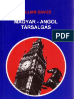 Hungarian-English Phrase Book