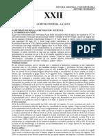 HISTORIA MODERNA - FERNANDEZ (Cap 22).doc