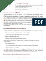 3-La mise en place d'une messagerie Exchange.pdf