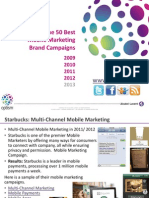 50 best mobile marketing campaigns.pdf