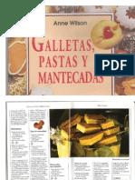Galletas y Mantecadas de Ann Wilson