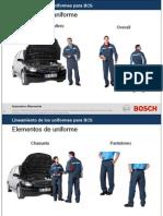 Uniformes BCS 2010