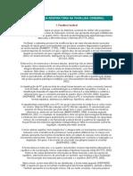BIOMECÂNICA RESPIRATÓRIA NA PARALISIA CEREBRAL
