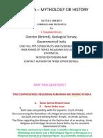 Ramayana - FACTS & EVIDENCES (K. Gopalakrishnan, July 2013)