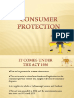 Consumer Protection (1)