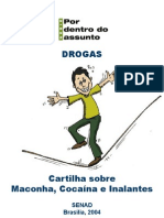 Cartilha Sobre Drogas