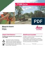 TPS800 Manual V1 0 Portugues