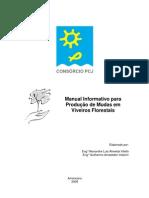 Manual Informativo para Produção de Mudas em Viveiros Florestais