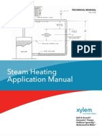 Steam Heating Application