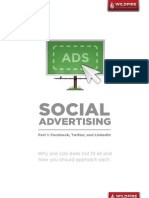 Wildfire Report - Social Advertising Best Practices Guide