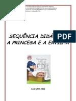 SEQUÊNCIA DIDÁTICA A PRINCESA E A ERVILHA