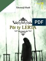 Xhemajl Rudi - Për ty LERTA (Poezi)
