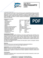 p03 15 protoquarz liscio tecnica