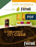Catalogo Biomasa Ferroli Julio 2013