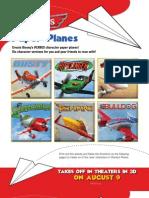Planes Paperplanes #ArribaPlanes