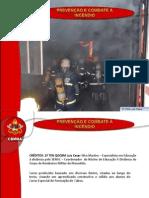 Modulo de Combate a Incendio Cfcsbm-2011