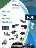 Catalogo Universal Macanetas Para FIAT