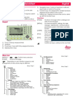TPS800 QuickStart English