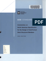 Cold design steel aisi manual pdf formed