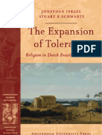 Jonathan Israel, Stuart Schwartz, Michiel Van Groesen - The Expansion of Tolerance Religion in Dutch Brazil 1624-1654 2007
