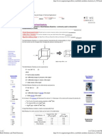 Bulk Modulus and Fluid Elasticity