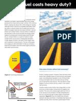 Mobil Delvac Fuel Economy