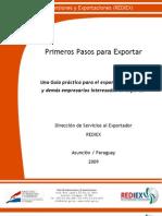 Edicion completa - Primeros Pasos para Exportar REDIEX 2009 (1).pdf