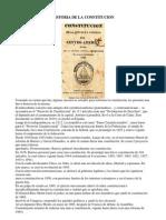 Historia de La Constitucion