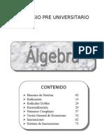 Algebra 5to IIT