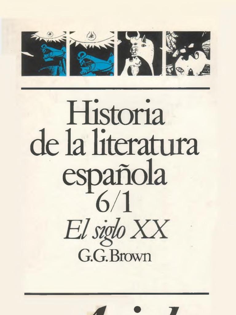 123381422-Historia-de-la-literatura-espanola-6-1-El-siglo-XX-Del-98 ...