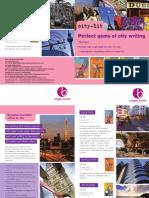 City Lit Leaflet