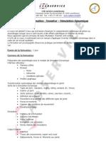 CAD Service - Autodesk Inventor - Simulation Dynamique -  Luxembourg - Belgique - Lorraine