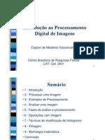 CBPF - Introdução ao Processamento Digital de Imagens