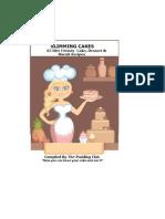 154409134 Slimming Cakes for Scribd