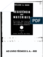 Resistência dos Materiais William Nash