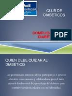 Complicaciones Diabeticas Julio