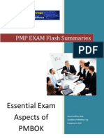 Pmp Exam Summaries