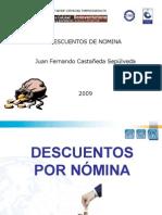 c. Descuentos Por Nomina