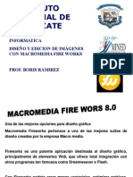 Introduccion a Fire Works