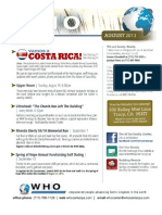 WHO Bulletin - August 2013